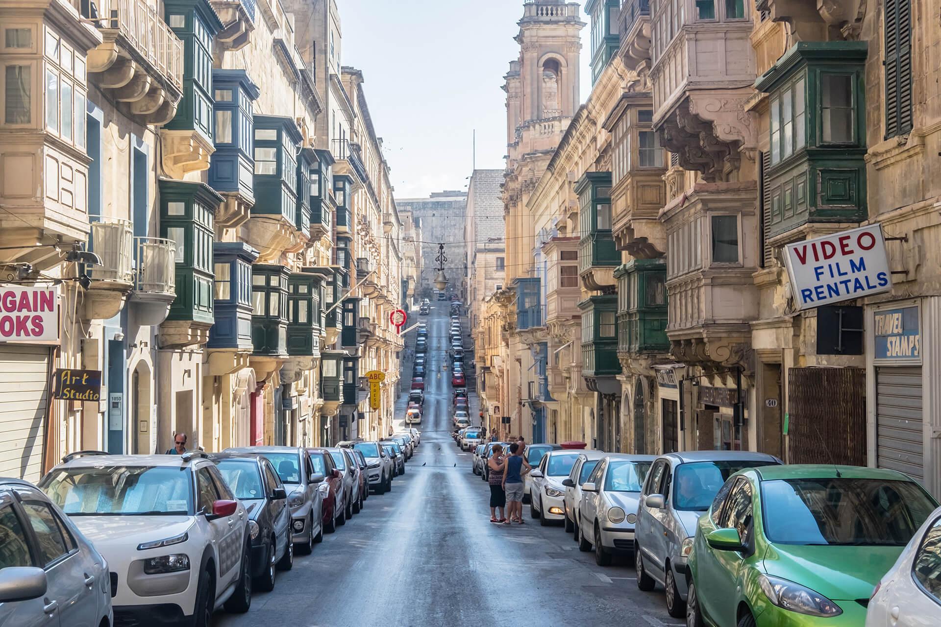 Rue Maltaise