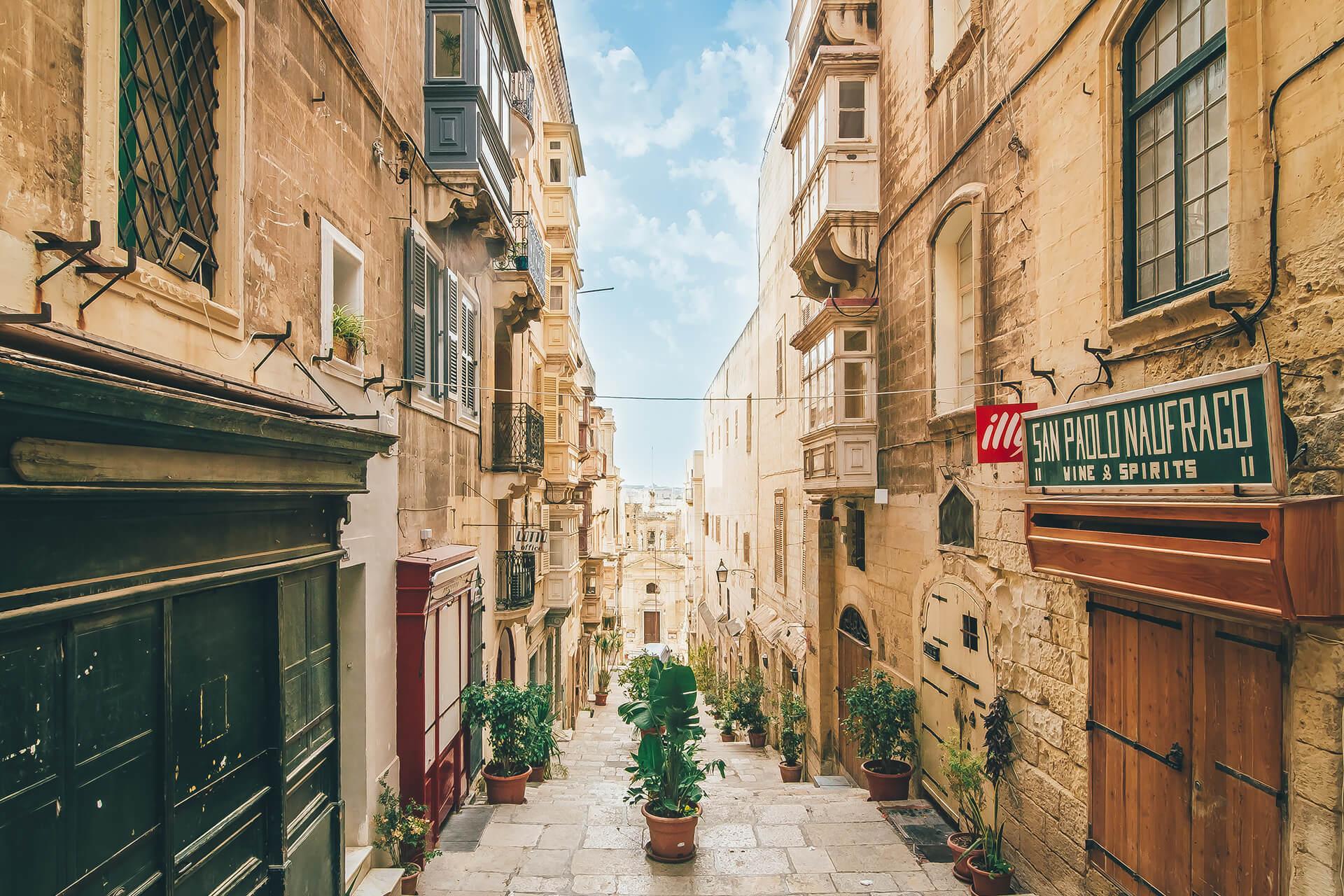 Rue Valletta