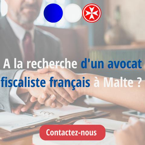Avocat fiscaliste français à Malte