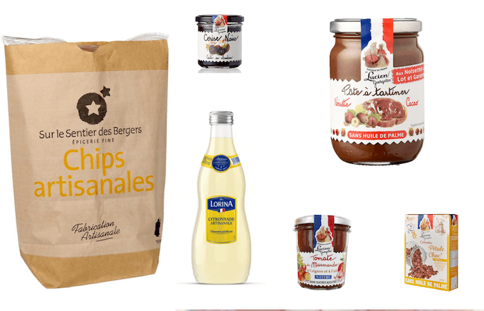 produits the french gourmet malta pack 2