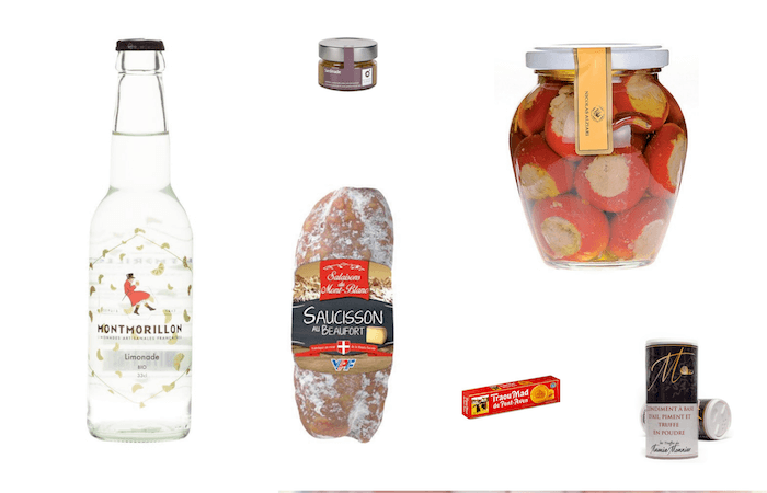 produits the french gourmet malta pack 3